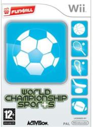 Activision World Championship Sports (Wii)