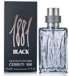 Cerruti 1881 Black EDT 50ml
