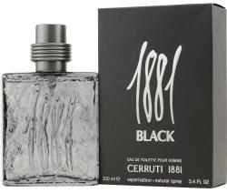Cerruti 1881 Black EDT 25ml