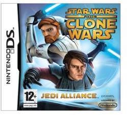 LucasArts Star Wars The Clone Wars: Jedi Alliance (Nintendo DS)