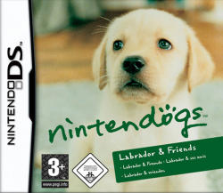 Nintendo Nintendogs Labrador & Friends (Nintendo DS)