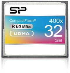 Silicon Power Compact Flash 32GB 400x (CF) SP032GBCFC400V10