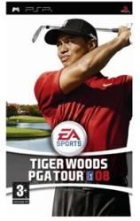 Electronic Arts Tiger Woods PGA Tour 08 (PSP)