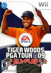 Electronic Arts Tiger Woods PGA Tour 09 All-Play (Wii)