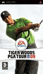 Electronic Arts Tiger Woods PGA Tour 09 (PSP)