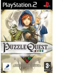 D3 Publisher Puzzle Quest Challenge of the Warlords (PS2)