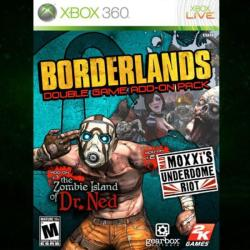 2K Games Borderlands Double Game Add-On Pack (Xbox 360)