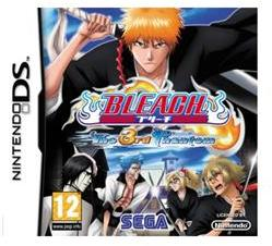 SEGA Bleach The 3rd Phantom (Nintendo DS)