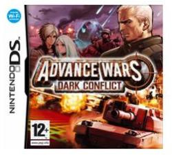 Nintendo Advance Wars Dark Conflict (Nintendo DS)