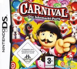2K Games Carnival Games (Nintendo DS)