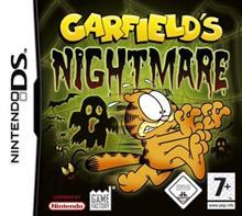 The Game Factory Garfield's Nightmare (Nintendo DS)