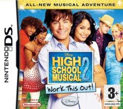Disney High School Musical 2 Work This Out! (Nintendo DS)