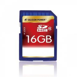 Silicon Power SDHC 16GB Class 10 SP016GBSDH010V10