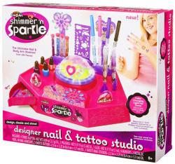 CRA-Z-ART Szuper divat köröm és tetováló stúdió (12560)