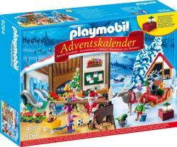 Playmobil Adventi Kalendárium Mikulás Játékgyára (9264)