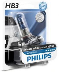 Philips Bec auto halogen pentru far Philips WhiteVision HB3 60W 12V 9005WHVB1