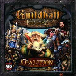AEG Guildhall Fantasy Coalition angol nyelvű társasjáték