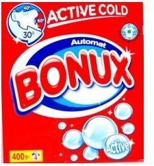 Bonux Active Mosópor 400g