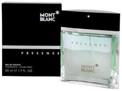 Mont Blanc Presence Homme EDT 50ml