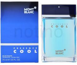Mont Blanc Presence Cool EDT 75ml