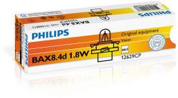 Philips Bec auto halogen Philips Vision BAX beige 1.8W 12V 12629CP