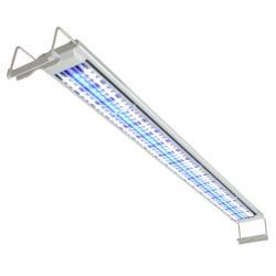 vidaXL Lampă acvariu cu LED 100-110 cm aluminiu IP67 (42465)
