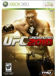 THQ UFC 2010 Undisputed (Xbox 360)