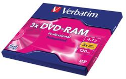 Verbatim DVD-RAM 4.7GB 3x