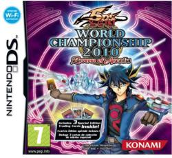 Konami Yu-Gi-Oh! 5D's World Championship 2010 Reverse of Arcadia (Nintendo DS)