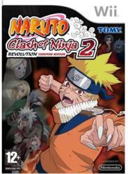 Tomy Corporation Naruto Clash of the Ninja Revolution 2 (Wii)