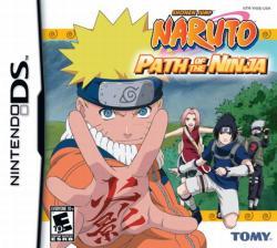 Tomy Corporation Naruto Path of the Ninja (Nintendo DS)