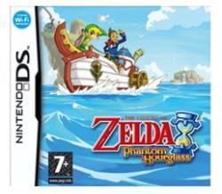 Nintendo The Legend of Zelda Phantom Hourglass (Nintendo DS)