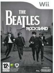 MTV Games The Beatles Rock Band (Wii)