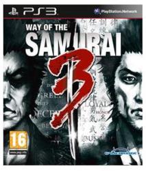 Agetec Way of the Samurai 3 (PS3)