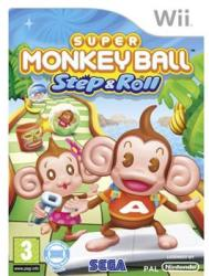 SEGA Super Monkey Ball Step & Roll (Wii)