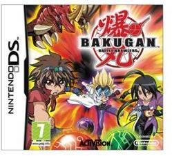 Activision Bakugan Battle Brawlers (Nintendo DS)