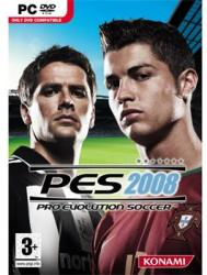 Konami PES 2008 Pro Evolution Soccer (PC)