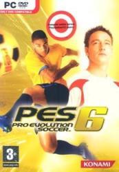 Konami PES 6 Pro Evolution Soccer (PC)