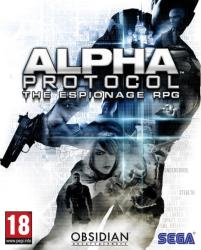 SEGA Alpha Protocol The Espionage RPG (PC)