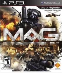 Sony MAG Massive Action Game (PS3)