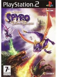 Sierra The Legend of Spyro Dawn of the Dragon (PS2)