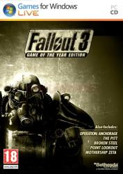 Bethesda Fallout 3 [Game of the Year Edition] (PC)