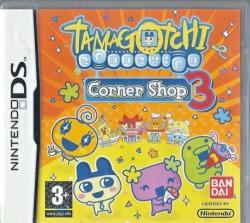 Namco Bandai Tamagotchi Connection Corner Shop 3 (Nintendo DS)