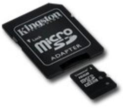 Kingston MicroSDHC 16GB Class 4 (SDC4/16GB)