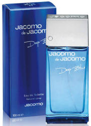 Jacomo Jacomo de Jacomo - Deep Blue EDT 100ml