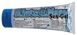 KlatschNass síkosító gyöngyökkel 110ml