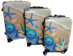 ABS OM 345 - 3 részes bőröndszett