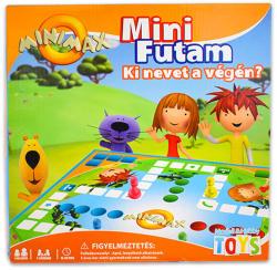 Minimax: MiniFutam - Ki nevet a végén?