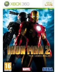 SEGA Iron Man 2 The Video Game (Xbox 360)