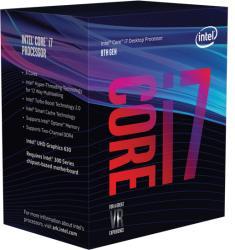 Intel Core i7-8700K Hexa-Core 3.70GHz LGA1151 Procesor